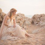 Com enamorar-se dels vestits d'ImmaClè Novias en el shooting ideal