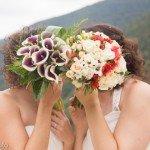 El casament de la Mònica i la Judith. Dues núvies guapíssimes enmig de la natura