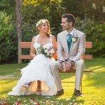 Sara i Jordi, un casament totalment personalitzat a Mas Pujol
