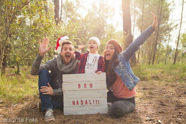 reportatge Nadal familia