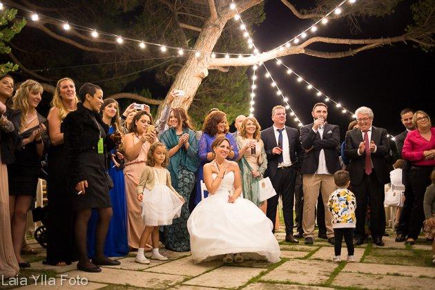 fotografa boda natural