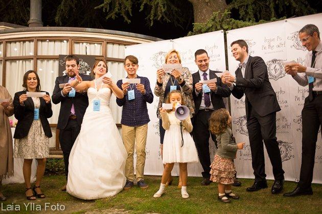 fotografia boda natural