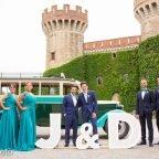 Darío i Jordi, elegància i diversió al Castell de Peralada
