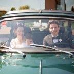 La boda de Mari i Marc amb l'Ander, i el seu Mini