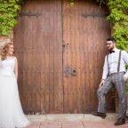El reportatge de boda d'E&C al Mas de Sant Lleí