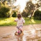 Sessions després de la pluja: Saltem bassals!