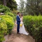 La boda de la Laura i en Xavi plena d'emoció al Mas de Sant Lleí