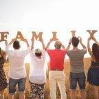 Un reportaje de familia que es un recuerdo para siempre