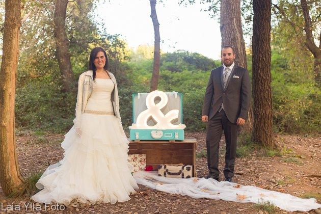 reportatge casament Postboda