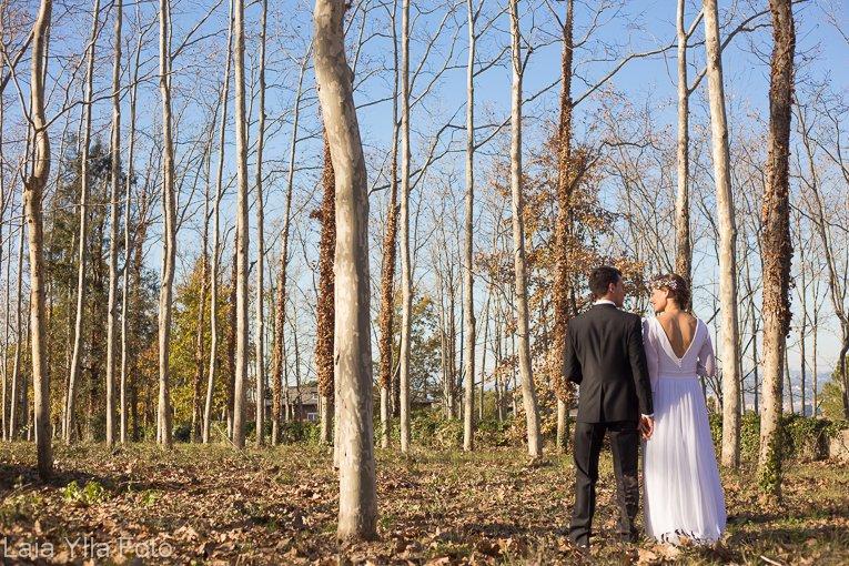 casament romantic sant cugat