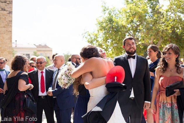 casament sant cugat laia ylla foto