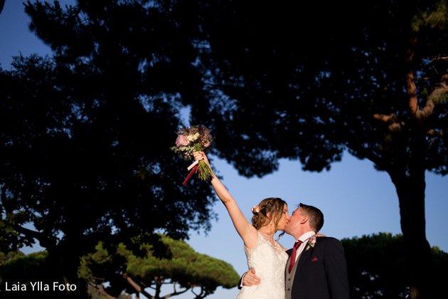 La boda a Can Marial